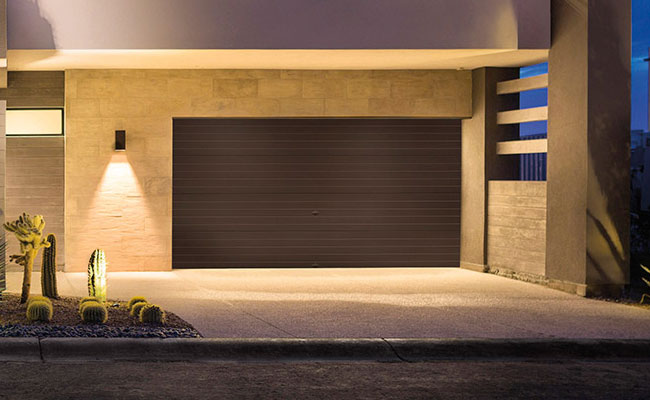 Night-Garage-Door